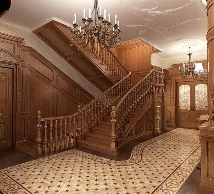 Изготовление деревянных лестниц — на заказ