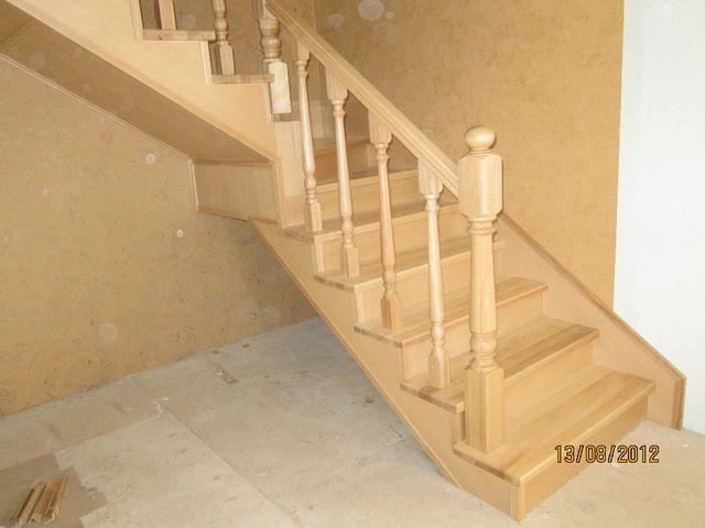 Лестницы из дерева на заказ 10