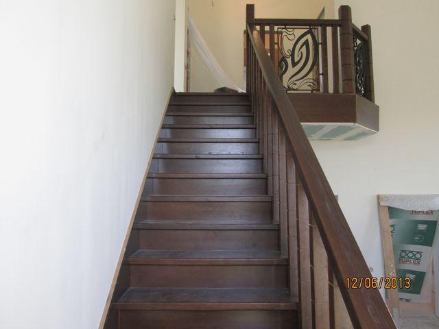Лестницы на заказ в частный дом 6