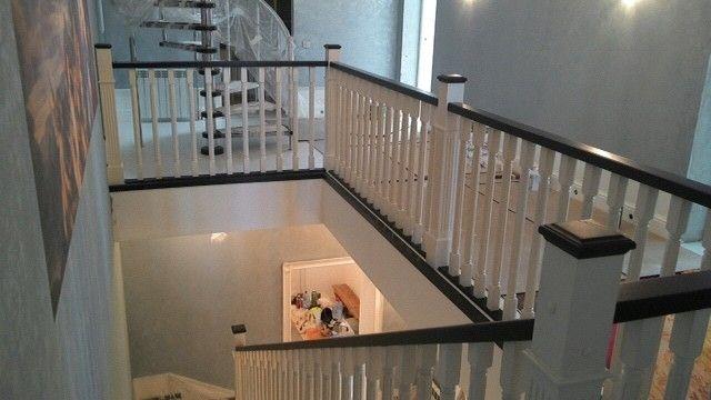 Лестницы на второй этаж 7