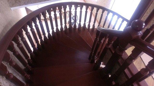 Лестницы на фото 9