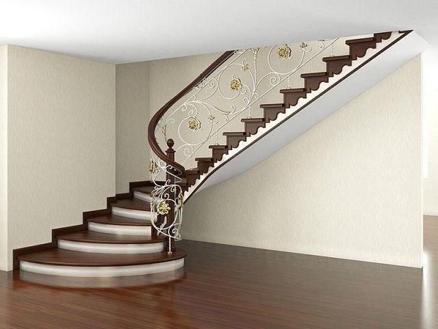 Лестницы в частный дом на заказ недорого