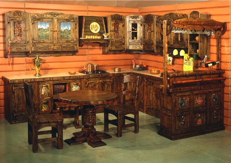 Проект мебели кухни на заказ