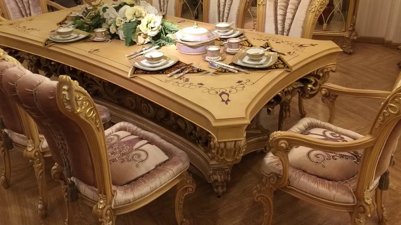 Роскошная мебель в интерьере