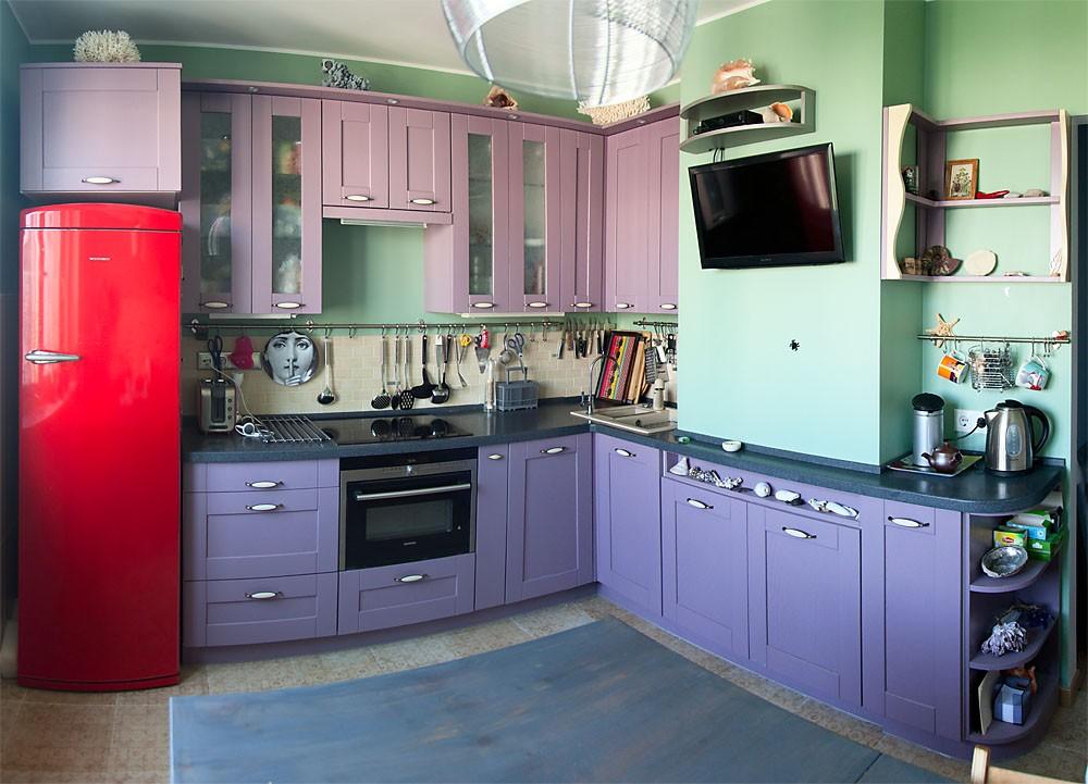 Кухонный гарнитур по индивидуальному проекту заказчика