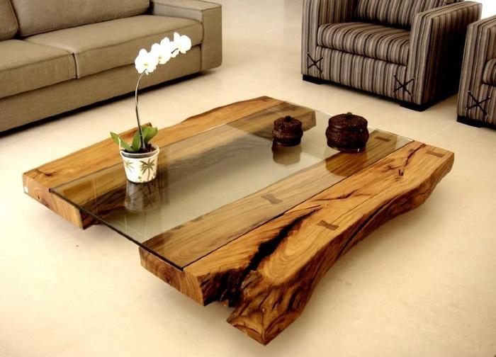 Изделия из дерева в современном доме