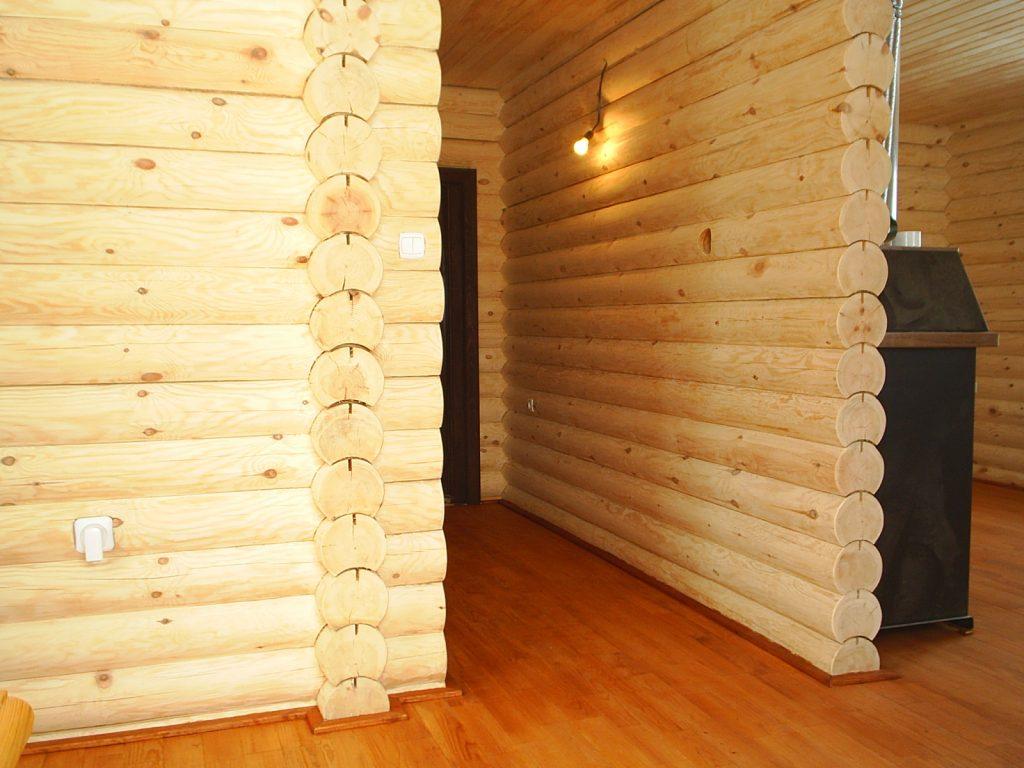 Предпокрасочная обработка древесины