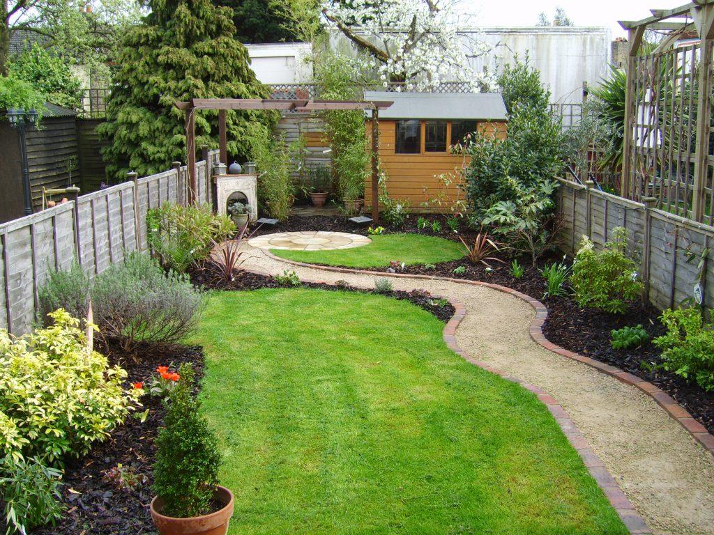 Правила зеленых посадок на маленьком участке